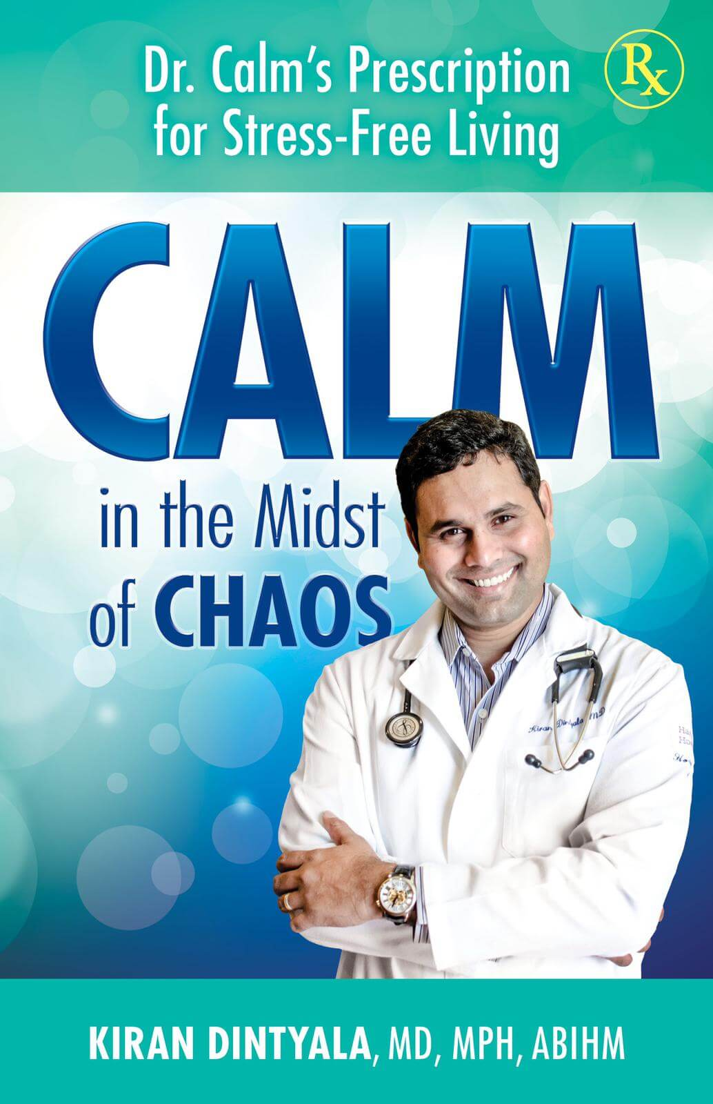 Calm is the mind Set of chaos